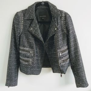 Banana Republic tweed jacket size 2